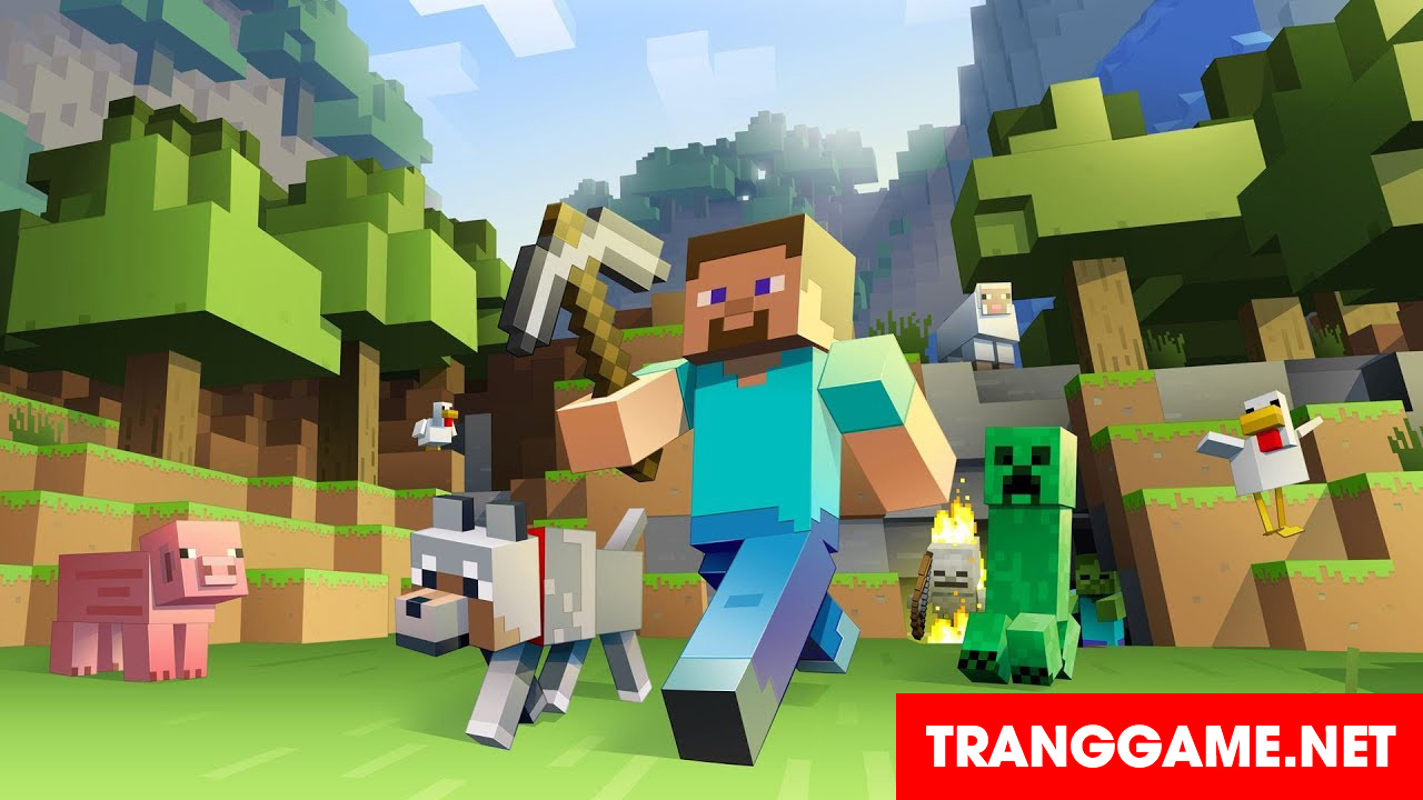 Tải Game Minecraft - Download Game Minecraft Server Việt Nam
