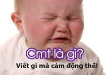 CMT Là Gì? Ý Nghĩa Của Từ CMT Comment Trên Facebook, Zalo