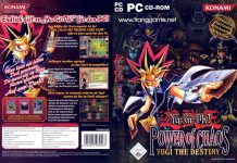 Tải Game Yugioh Power Of Chaos: Yugi The Destiny full card 100%