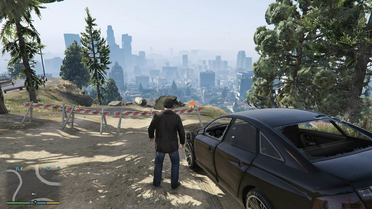 Link tải Game GTA 5, download game Grand Theft Auto V full cho PC