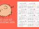 Đổi ngày dương sang âm, xem lịch âm dương 2019