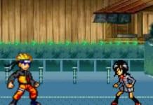 Naruto 3.6, cách chơi game Bleach vs Naruto 3.6 online miễn phí